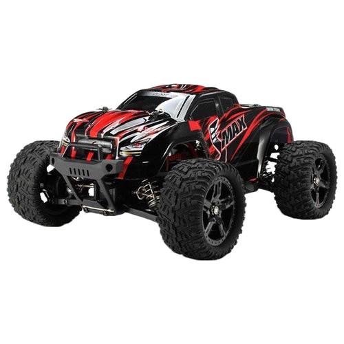 Монстр-трак Remo Hobby Smax (RH1635) 1:16 28.5 см красный/черный, Радиоуправляемые игрушки  - купить со скидкой