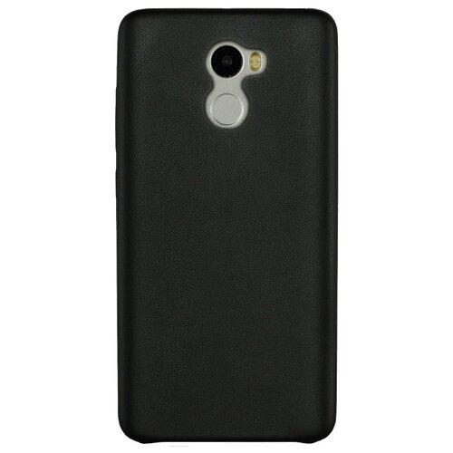 Чехол G-Case Slim Premium для Xiaomi Redmi 4 черный чехол g case slim premium для xiaomi redmi 4 черный