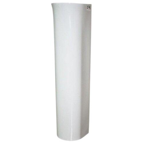 Пьедестал Sanita Аттика (пьедестал) белый раковина 48 см sanita аттика 48 без пьедестала хром