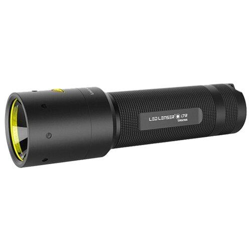 Ручной фонарь LED LENSER I7R черный ручной фонарь led lenser p6r core черный коричневый