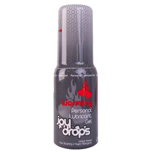 Гель-смазка JOYDROPS Warming 50 мл флакон хасико гель смазка для женщин 50 мл