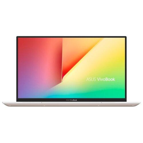 Купить Ноутбук ASUS VivoBook S13 S330FA-EY116 (Intel Core i5 8265U 1600MHz/13.3 /1920x1080/8GB/512GB SSD/DVD нет/Intel UHD Graphics 620/Wi-Fi/Bluetooth/Linux) 90NB0KU3-M04000 золотистый