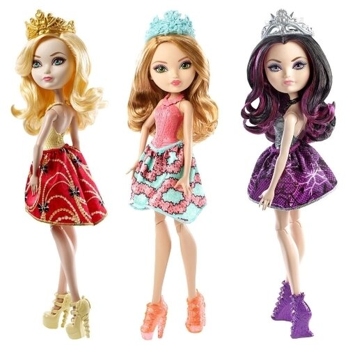 Кукла Ever After High Главные герои, 26 см, DLB34 nappily ever after