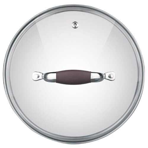 Крышка Rondell Mocco RDA-534, 26 см прозрачный крышка rondell mocco d 28 см rda 535