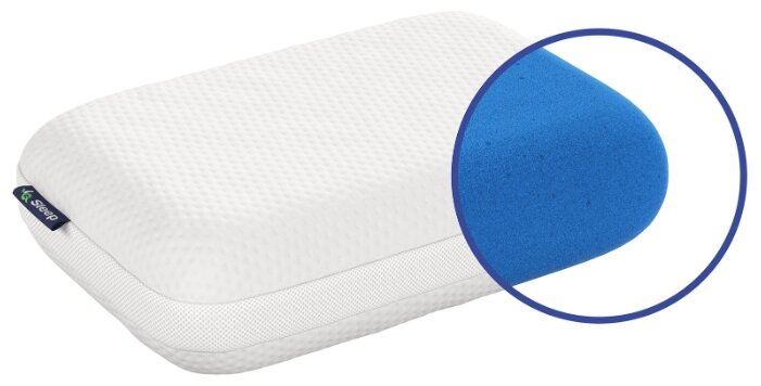 Подушка IQ Sleep IQ Comfort, L 36 х 57 см