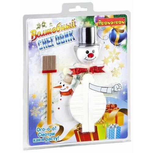 Купить Набор для исследований BONDIBON Волшебный Снеговик (ВВ1305), Наборы для исследований