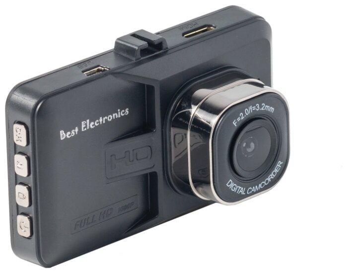 Видеорегистратор Best Electronics 410, 2 камеры