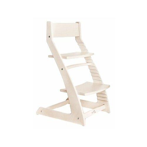 Растущий стульчик Kotokota регулируемый белый растущий стульчик pali pappy re