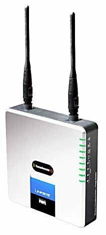 Wi-Fi роутер Linksys WRT54GR