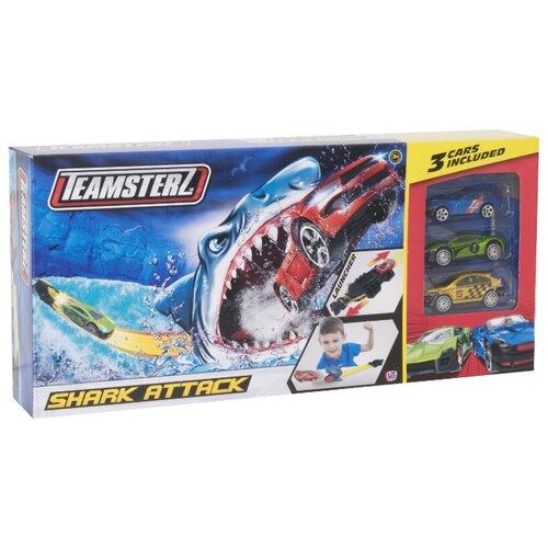 Трек HTI Teamsterz Shark Attack трек hti teamsterz rapid fire 5