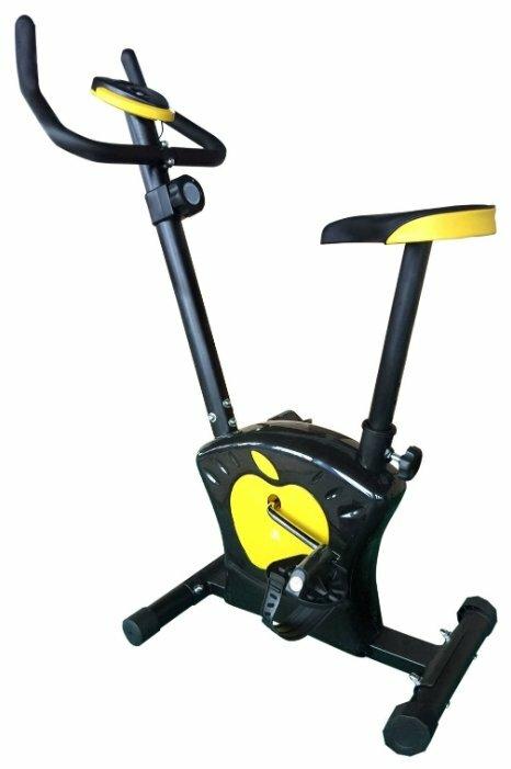 Вертикальный велотренажер DFC VT 8607