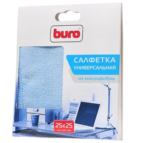 Фото - Buro BU-MF многоразовая салфетка для оргтехники чистящее средство buro bu smark для очистки маркерных досок 250мл