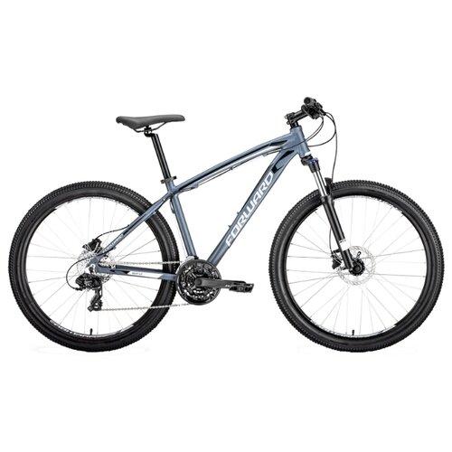 Горный (MTB) велосипед FORWARD Next 27.5 3.0 Disc (2019) серый матовый 15 (требует финальной сборки)