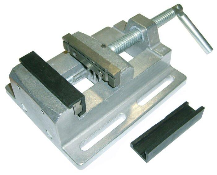 Тиски SKRAB с проточкой мини 25505 76 мм