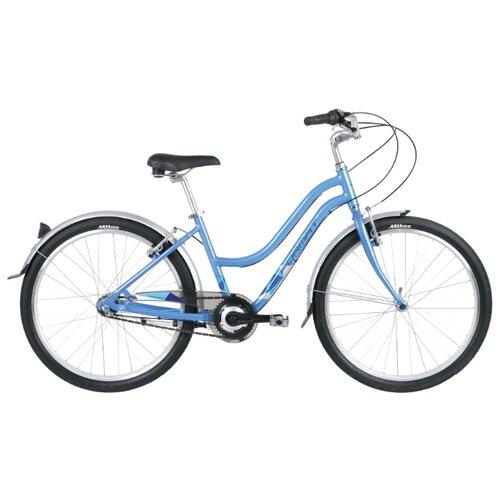 Городской велосипед Format 7732 (2019) синий (требует финальной сборки) велосипед format 7732 2015
