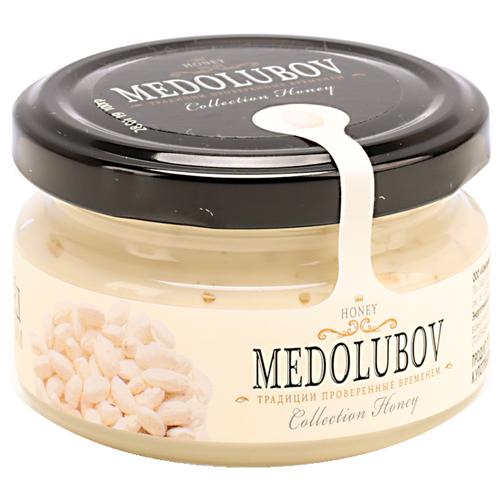 Крем-мед Medolubov с воздушным рисом 100 мл