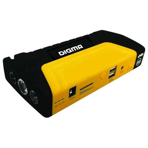 Пусковое устройство DIGMA DCB-135 черный/желтый пуско зарядное устройство digma dcb 100