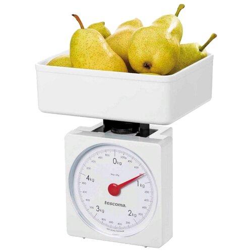 Кухонные весы Tescoma 634524 Accura белый кухонные весы tescoma accura 634512