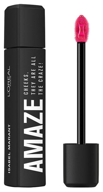 L'Oreal Paris Isabel Marant Универсальный увлажняющий блеск для губ и щек