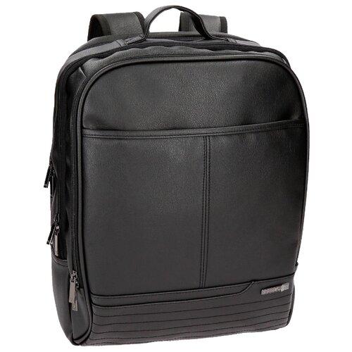 цена Рюкзак Movom Texas Backpack 15.6 черный онлайн в 2017 году