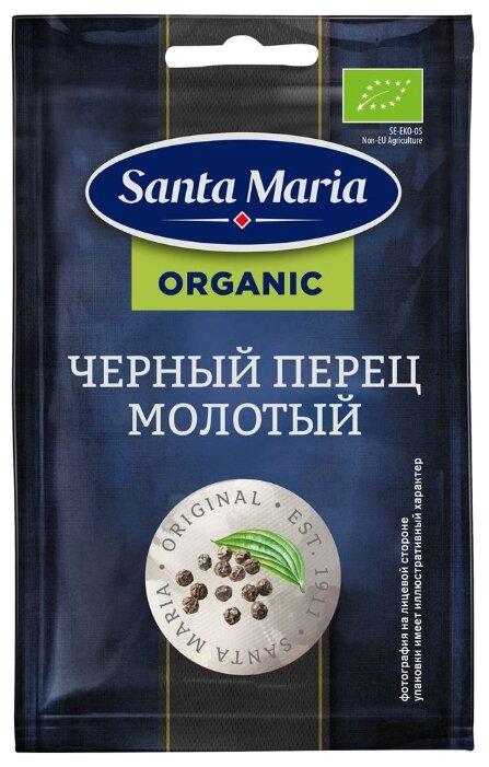 Santa Maria Черный перец молотый. Органик 17г