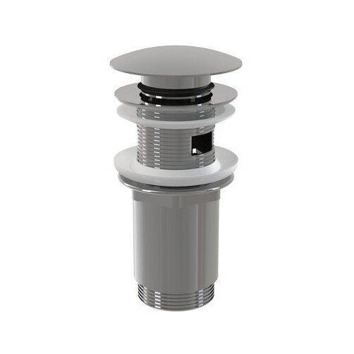 Фото - Донный клапан полуавтоматический для раковины RAVAK X01373 донный клапан полуавтоматический для ванны для раковины wasserkraft а024