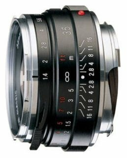Объектив Voigtlaender 35mm f/1.4 Nokton Leica M