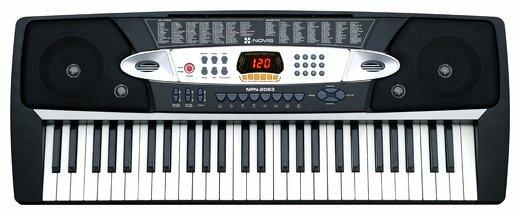 Синтезатор NOVIS-Electronics NPN-2063