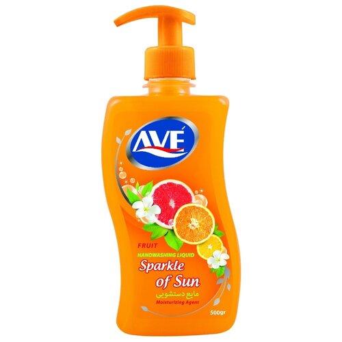 Мыло жидкое AVE Блеск солнца с ароматом цитрусовых 500 гМыло<br>