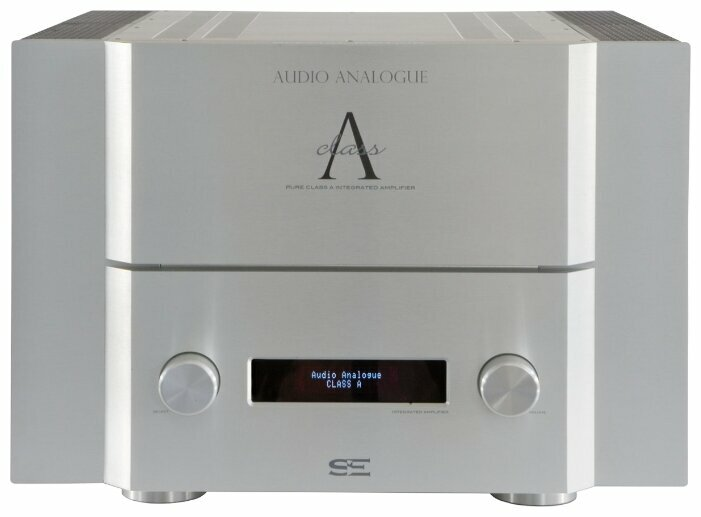 Интегральный усилитель Audio Analogue Class A Integrated Amplifier SE