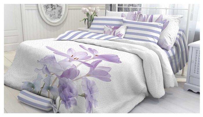 Постельное белье 2-спальное Verossa Delis перкаль