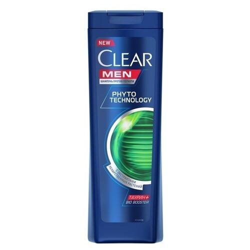 Clear шампунь Phytotechnology против перхоти для мужчин, 200 мл clear шампунь для мужчин 2 в 1