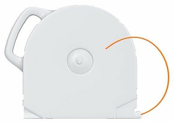 ABS пруток 3D Systems CubeX 1.75 мм неоновый оранжевый