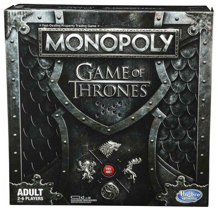 Настольная игра Monopoly Game of Thrones E3278