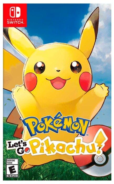 Nintendo Pokémon: Let's Go, Pikachu!