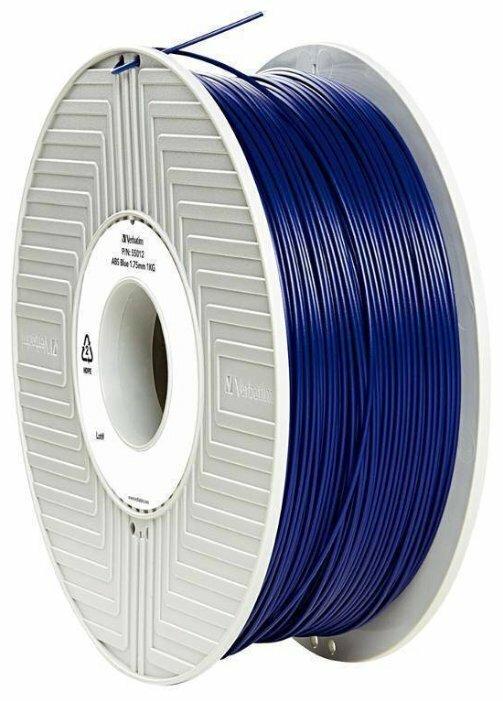 ABS пруток Verbatim 1.75 мм синий