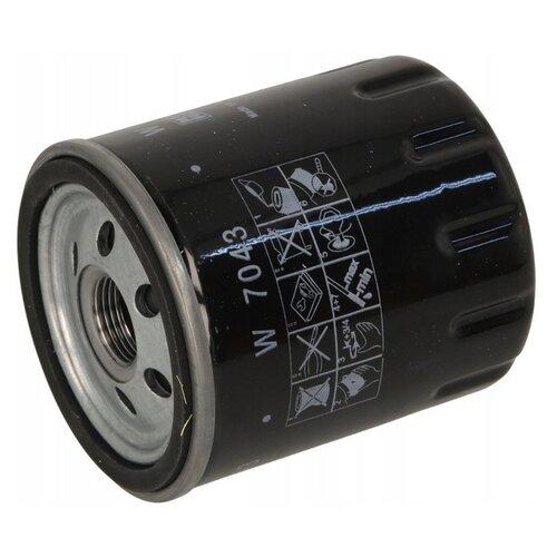 Масляный фильтр MANNFILTER W7043