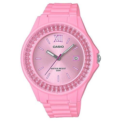 Наручные часы CASIO LX-500H-4E2 casio часы casio lx 500h 2b коллекция analog
