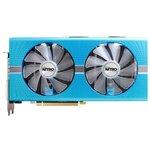 Видеокарта Sapphire Nitro+ Radeon RX 590 1560MHz PCI-E 3.0 8192MB 8400MHz 256 bit DVI 2xHDMI HDCP Special Edition