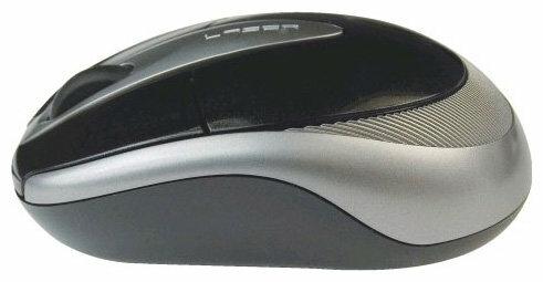 Мышь Sweex MI350 Silver-Black USB