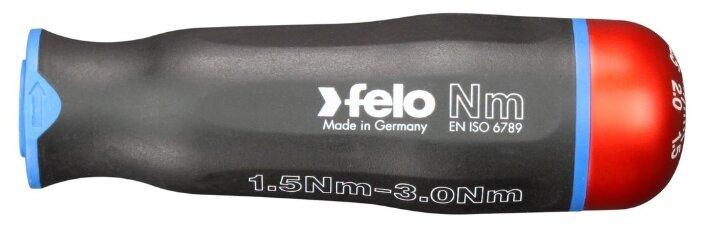 Рукоять для бит динамометрическая Felo Nm 1,5-3,0
