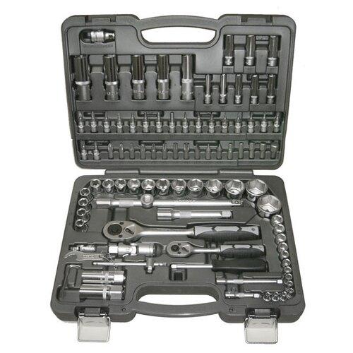 Набор автомобильных инструментов SKRAB (93 предм.) 60093 набор инструментов libman набор автомобильный 116пр skrab 60116