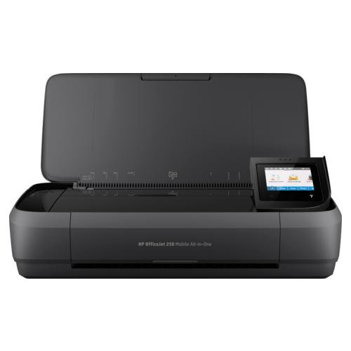 МФУ HP OfficeJet 252 черный