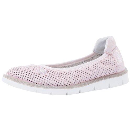 Туфли КОТОФЕЙ размер 30, розовыйБалетки, туфли<br>