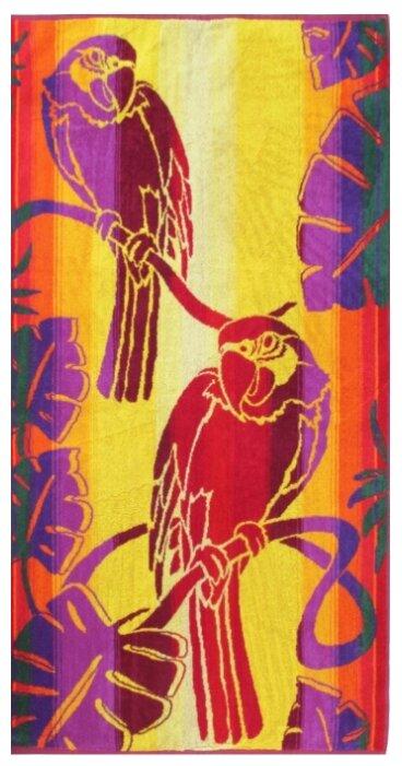 Guten Morgen полотенце Попугай