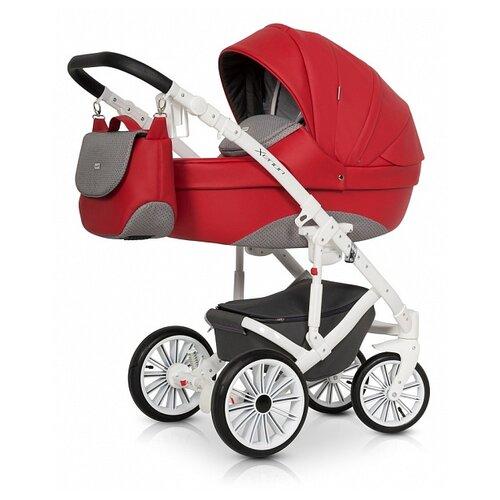 Универсальная коляска Expander Xenon (2 в 1) 03 scarlet