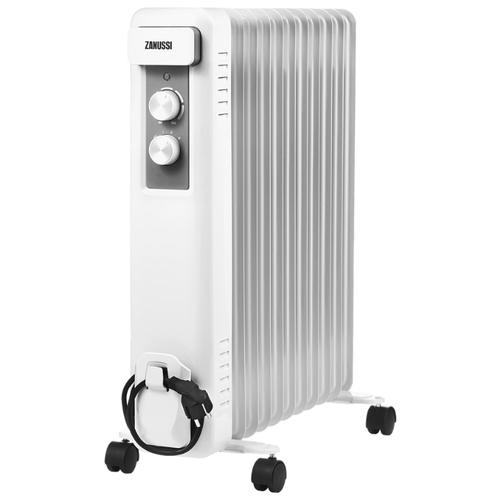 Масляный радиатор Zanussi ZOH/CS-11W белый