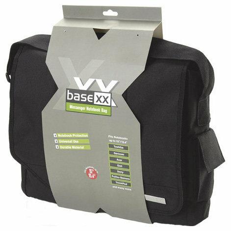 Сумка DICOTA Base XX Messenger Notebook Bag