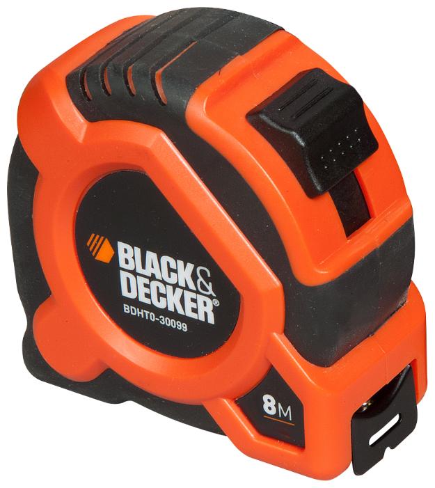 Рулетка BLACK+DECKER BDHT0-30099 20 мм x 8 м