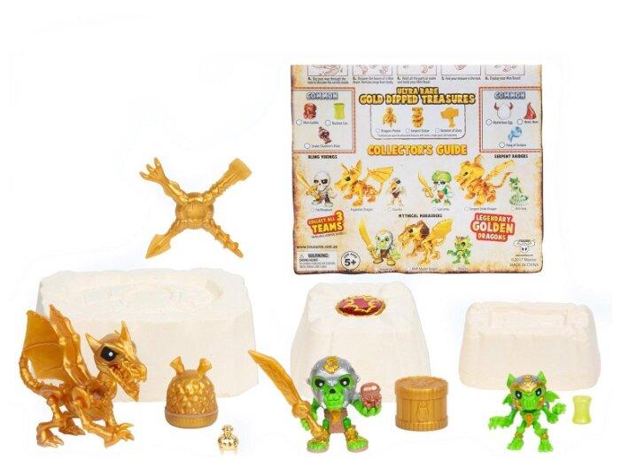 Игровой набор Moose Treasure X - Золото драконов 41511